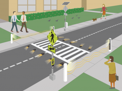 Cross Walk Safety Solutions
